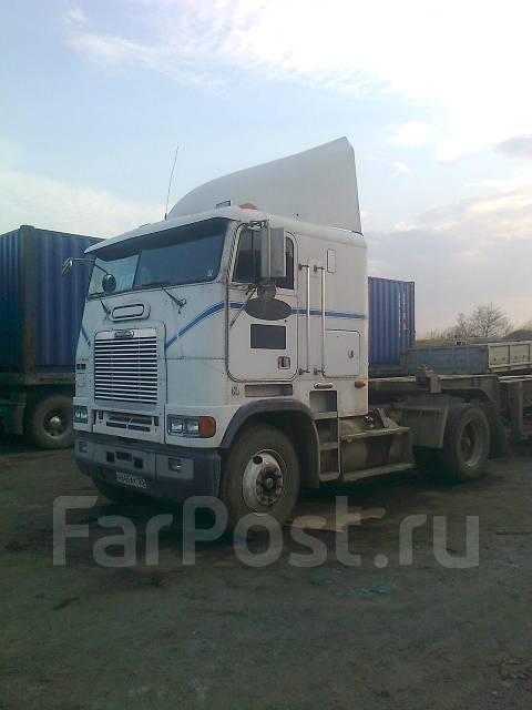Freightliner FLB. Седельный тягач, 11 000 куб. см., 30 000 кг.