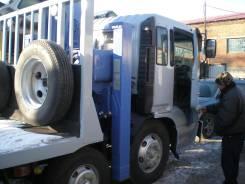 Hino Profia. HINO Profia 1997 г, эвакуатор с краном Super Z603 5 тонн., 18 000 куб. см., 20 000 кг.
