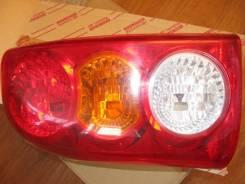 Фонарь освещения номерного знака. Toyota Raum, NCZ20