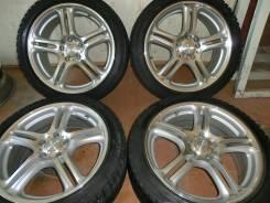 Bridgestone. 7.5x18, 5x114.30, ET52, ЦО 73,0мм.