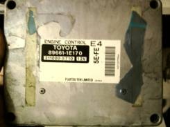 Блок управления двс. Toyota Corolla, EE103, EE104 Toyota Caldina, ET196 Toyota Sprinter, EE104, EE103 Toyota Corolla Van Двигатель 5EFE