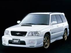 Обвес кузова аэродинамический. Subaru Forester