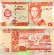Доллар Белизский.