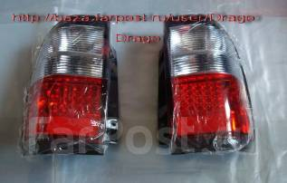 Стоп-сигнал. Nissan Terrano, PR50, R50, TR50, RR50, LR50, LVR50, LUR50