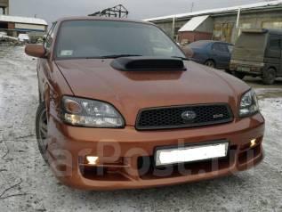 Воздухозаборник. Subaru Legacy, BE5, BE9, BEE, BES