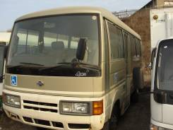 Nissan Civilian. Продам автобус 4ВД под ПТС или в разбор, 4 600 куб. см., 14 мест