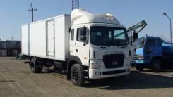 Hyundai HD170. рефрижератор 2012 г, г/п 7 тонн продается, 11 149 куб. см., 7 000 кг.