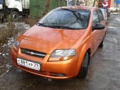 Chevrolet Aveo. механика, передний, 1.2, бензин
