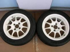 Продам комплект колес Enkei литье. 6.0x14 4x100.00 ET28