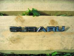 Эмблема багажника. Subaru Legacy, BH9, BHC, BH5, BHE Subaru Forester, SF5, SF9, BH5, BH9, BHC, BHE