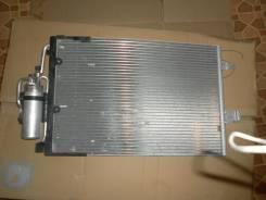Радиатор кондиционера. Opel Corsa