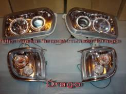 Фара. Nissan Terrano, TR50, LUR50, LR50, PR50, LVR50, RR50