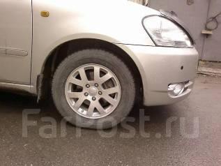 Продам литые диски R15+ Резина Липучка Bridgestone. x15
