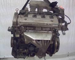 Двигатель в сборе. Toyota Carina