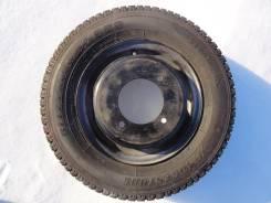 Bridgestone Blizzak Revo 696. Зимние, без шипов, 2009 год, без износа, 4 шт