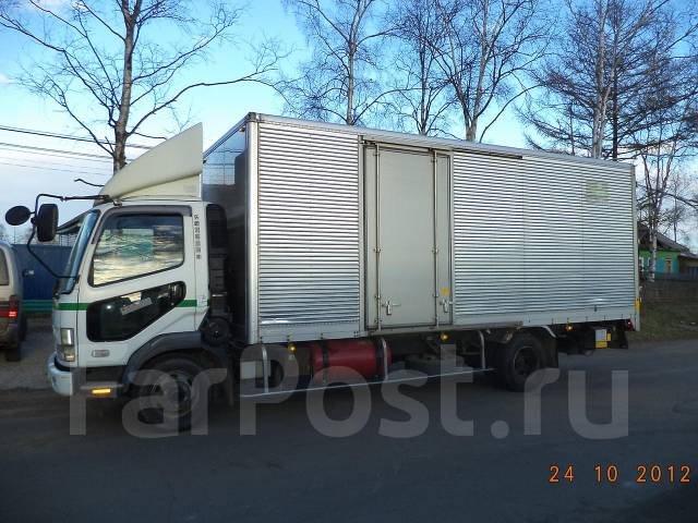 Mitsubishi Fuso Fighter. Продам Mitsubishi Fuso, 8 201 куб. см., 5 000 кг.