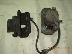 Суппорт тормозной. Toyota Mark II, GX81 Двигатель 1GGZE