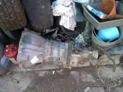 Механическая коробка переключения передач. Toyota Regius Ace, LH172