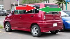 Стекло боковое. Honda S-MX, E-RH2, E-RH1, RH1, GF-RH1, GF-RH2 Двигатель B20B