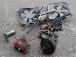 Цилиндр главный тормозной. Honda S-MX Двигатель B20B
