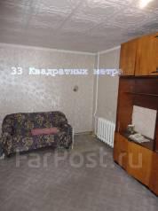 1-комнатная, улица Адмирала Юмашева 12а. Баляева, агентство, 30 кв.м. Комната