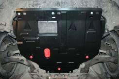 Защита двигателя. Ford Focus, CB4 Двигатели: AODA, AODB, ASDA, ASDB, HWDA, HWDB, HXDA, HXDB, KKDA, KKDB, QQDB, SHDA, SHDB, SHDC, SIDA