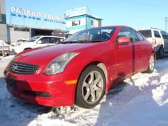Продам Nissan Skyline по запчастям. Nissan Skyline, CPV35 Двигатель VQ35DE