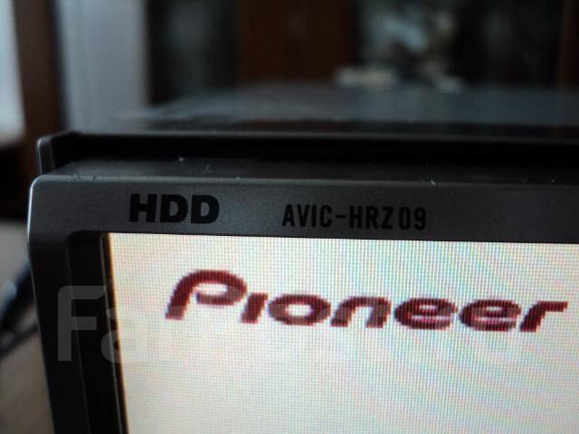 Pioneer carrozzeria avic hrz09 english software