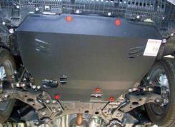 Защита двигателя. Hyundai Solaris