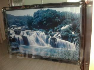 SALE! Продается картина-пейзаж в зеркальной раме!