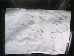 Тюнинговый набор на FJ крузер. Toyota FJ Cruiser