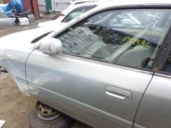 Дверь боковая. Toyota Chaser, 100