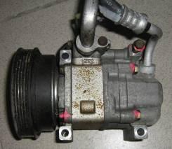 Компрессор кондиционера. Mazda Training Car, GF8P Mazda Capella, GWER, GW5R, GFEP, GWEW, GFFP, GFER, GW8W, GWFW, GF8P Mazda Premacy, CP8W Двигатель FP...