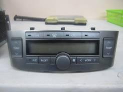 Блок управления климат-контролем. Toyota Avensis, AZT250
