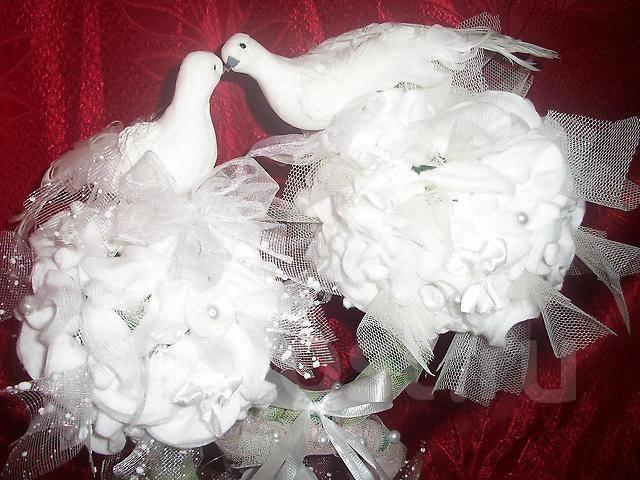 фото свадебного платья брежневой