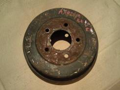 Диск тормозной. Mazda Axela, BK5P Двигатель ZYVE