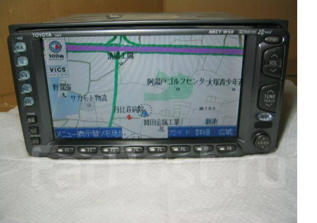 toyota nkct-d59