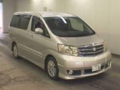Toyota Alphard. ANH10, 2AZ
