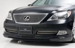 Обвес кузова аэродинамический. Lexus LS460