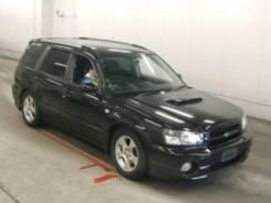 Subaru Forester. SG5