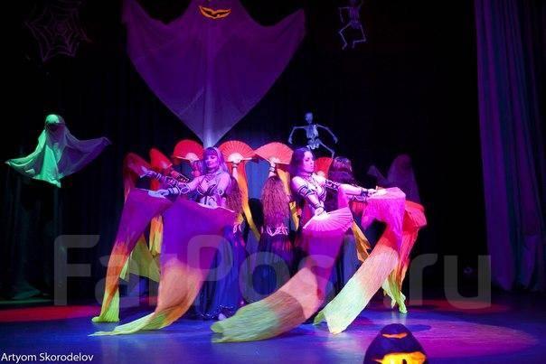 "Студия танца ""Santal"" Танец Живота, POLE Dance, Стрип-Пластика, Фитнес"