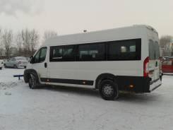Citroen Jumper. Маршрутный микроавтобус Citroen Jamper, 2 200 куб. см., 22 места