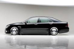 Обвес кузова аэродинамический. Toyota Crown