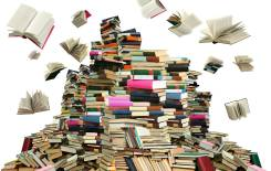 Подарите, пожалуйста, ненужные Вам книги и журналы.
