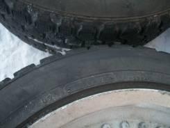 Dunlop Graspic HS-3. Зимние, без шипов, износ: 40%, 4 шт