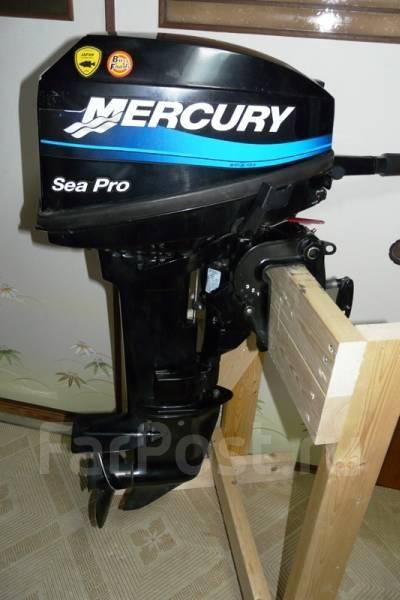 лодочный мотор меркури сиа про 15 цена