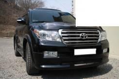 Обвес кузова аэродинамический. Toyota Land Cruiser, GRJ200, J200, URJ200, UZJ200, UZJ200W, VDJ200. Под заказ