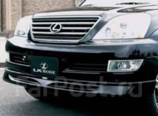 Обвес кузова аэродинамический. Lexus GX470. Под заказ