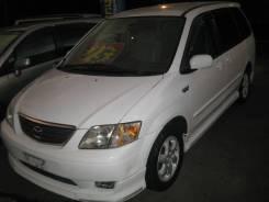 Mazda MPV. LVLW, FS
