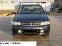 Nissan R'nessa. N30, SR20